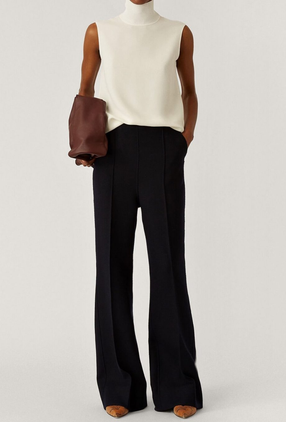 jf0048700370-Talou-Stretch-Double-Face-Trousers-2